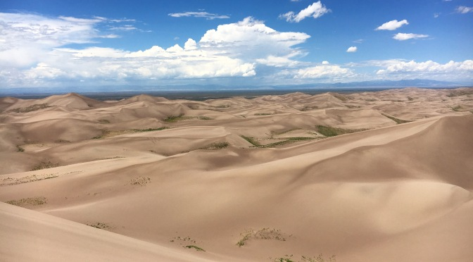 Day 21. Great Sand Dunes National Park.