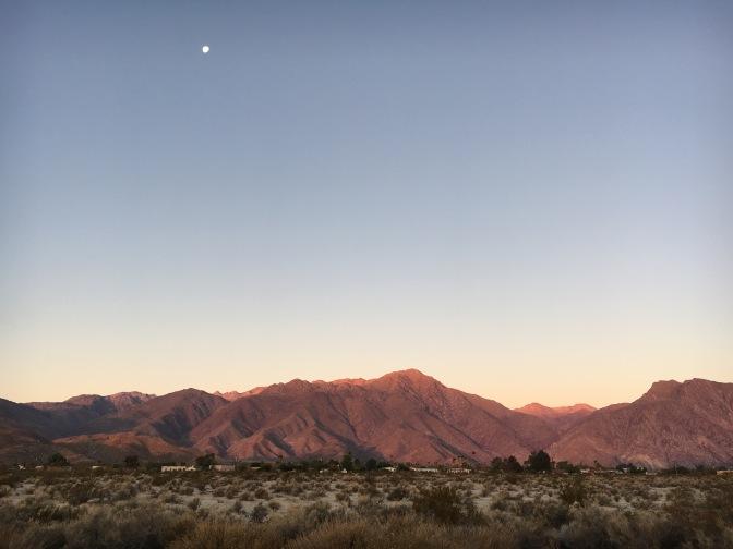 Day 3. Desert Hills